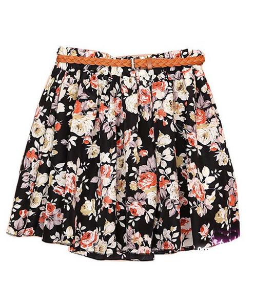 Viola Skater Skirt | Outfit Made