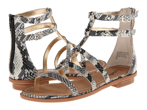 Seychelles Aim High Black/White Python - Zappos.com Free Shipping BOTH Ways