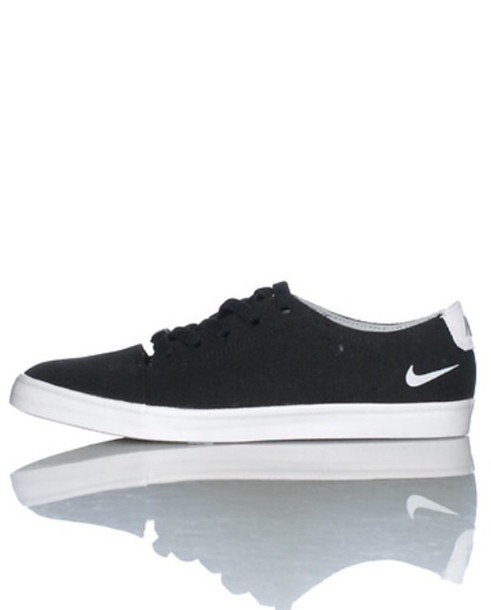 shoes black nike
