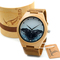 Bobobird w057 men's top brand luxury quartz watch for men