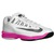 Nike Lunar Ballistec - Women's - Tennis - Shoes - White/Red Violet/Metallic Silver