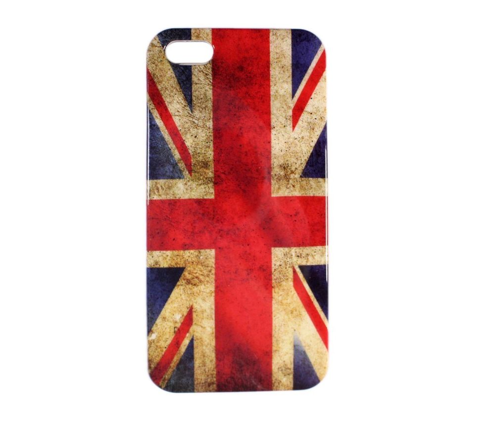Union Jack UK British Flag Hard Back Case Cover for Apple iPhone 5 5S 5g 5th | eBay