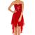 Embellished High Low Dress-LT12B