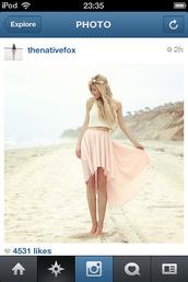 skirt,maxi skirt,maxi,pink maxi skirt,beach,baby pink,chiffon skirt