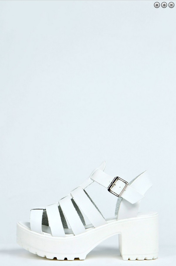 shoes sandals white sandals