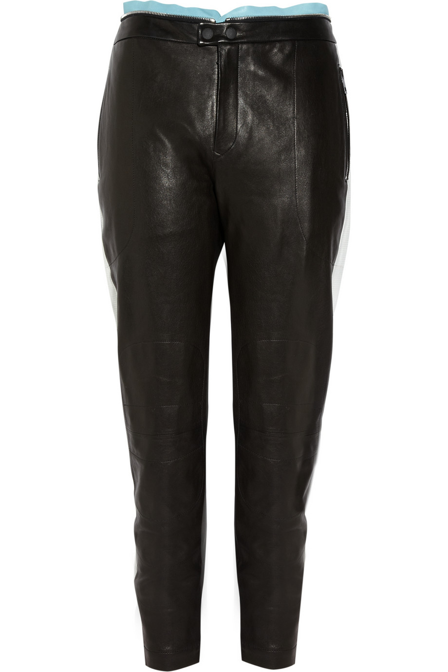 Dakar perforated leather pants | Rag & bone | THE OUTNET