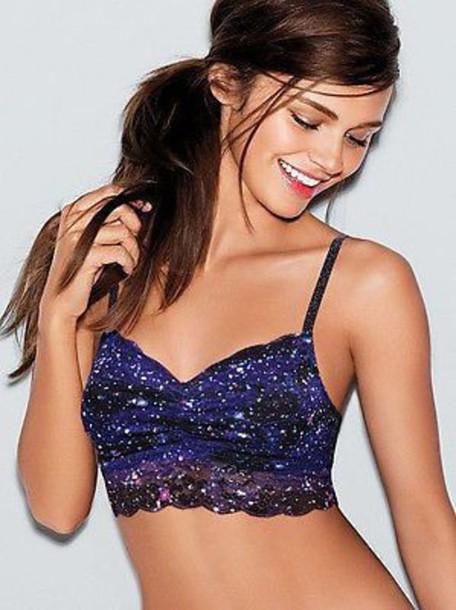 underwear bra galaxy bra