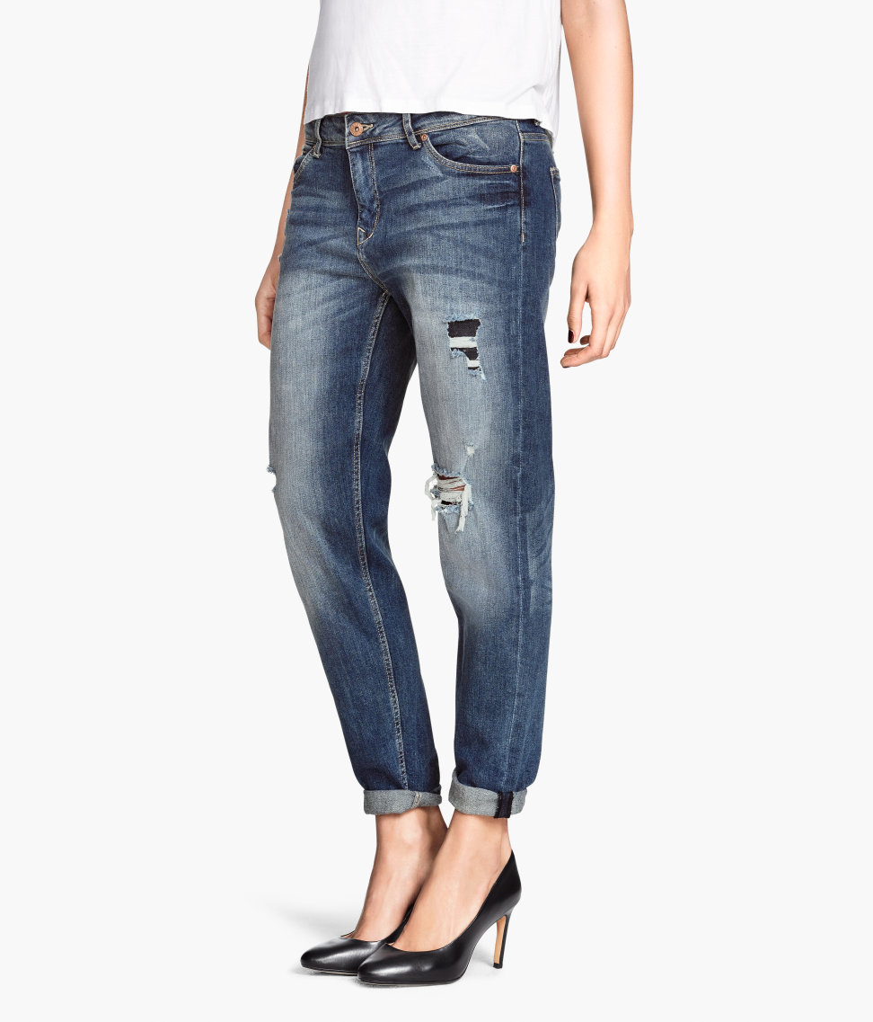 H&M Jeans Boyfriend fit $29.95