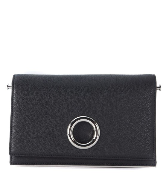 Alexander Wang clutch leather black black leather bag