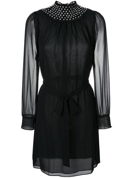 MICHAEL Michael Kors dress studded women black