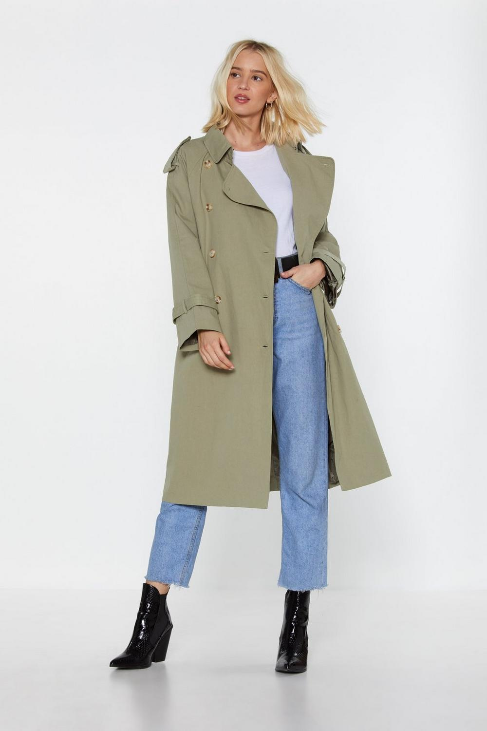 Return of the Mac Belted Trench Coat | Shop Clothes at Nasty Gal!