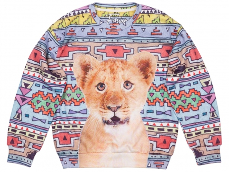 Original KIDS SWEATER BABY LION | Fusion® clothing!