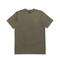 Owl logo patch tee - olive