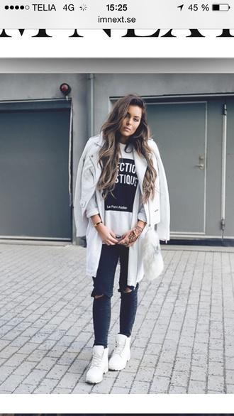 cardigan fanny lyckman fashion sweater jacket jeans denim jeans hoodie shirt