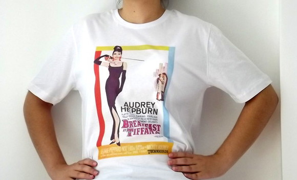 audrey hepburn t-shirt breakfast at tiffany's audrey hepburn t shirt audrey hepburn shirt