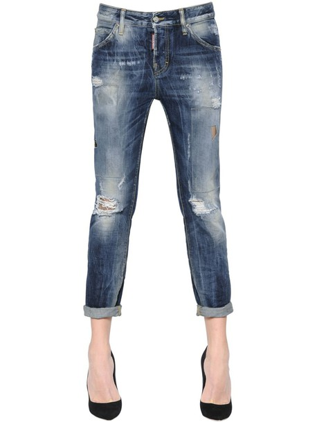 Dsquared2 jeans denim girl cool blue