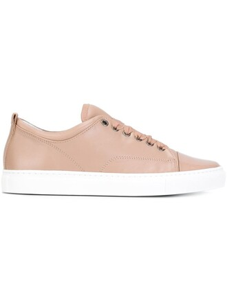sneakers low top sneakers nude shoes