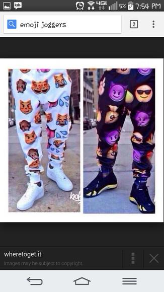 tights emoji pants