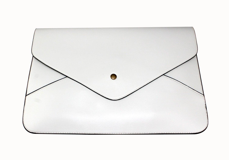 Amazon.com: white lady women envelope clutch chain purse handbag shoulder bag: toys & games