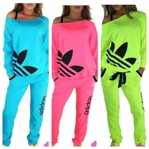 womens adidas suit