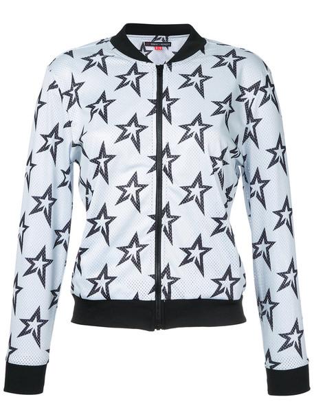 Perfect Moment jacket bomber jacket mesh women white