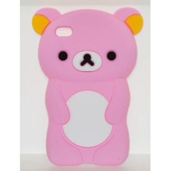 Amazon.com: Teddy Bear Soft Silicone Case for Apple Ipod Touch 4 / 4th / 4G / itouch Gen Generation 8GB 16GB 32GB Mp3 Case and Microfiber Bag, Light Pink: MP3 Players & Accessories on Wanelo
