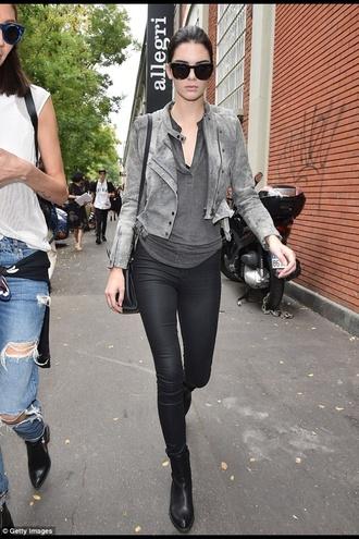 jeans kendall jenner jacket top