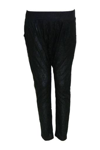 Paniz Lace Hareem Trouser - Pop Couture
