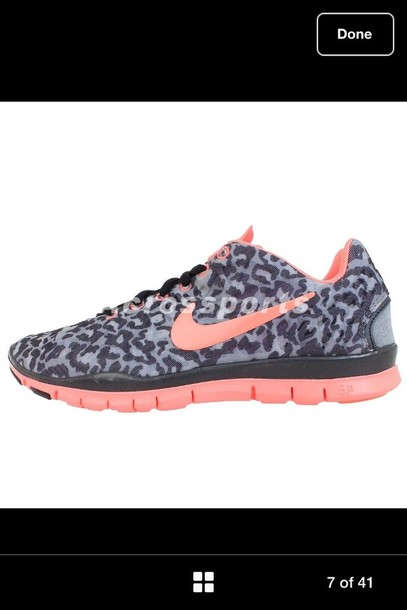 watch 6f200 03a35 shoes nike nike free run leopard print nike shoes with leopard print