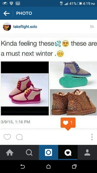shoes boots uggs? colorful winter boots turquoise purple grey t-shirt leopard print lowtop pink red yellow beige burgundy