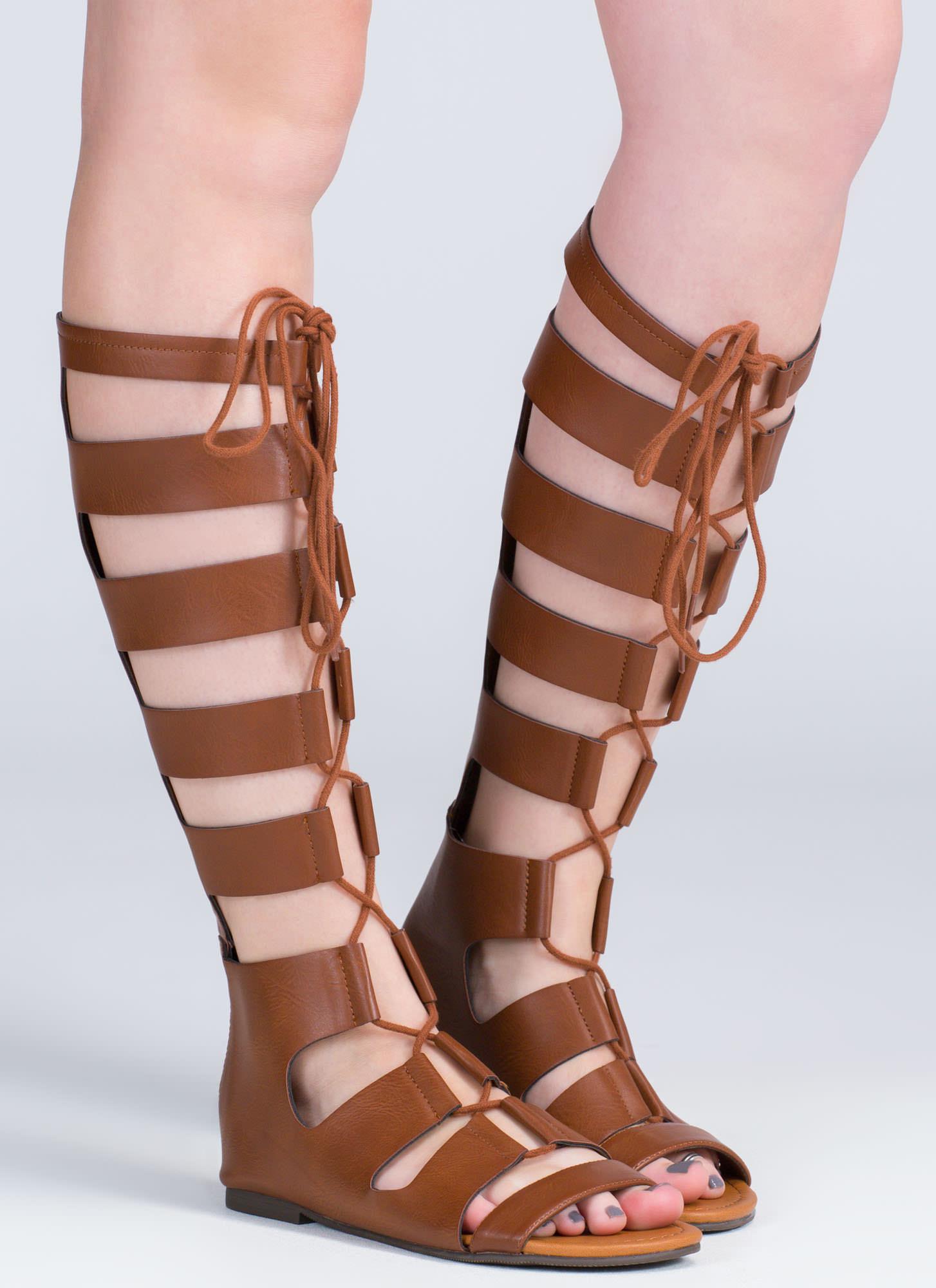 Gladiator Heels Cheap - Is Heel