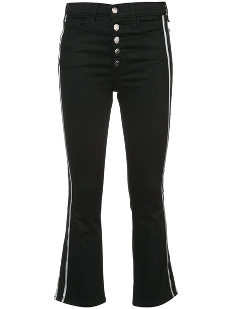 Veronica Beard jeans women spandex cotton black