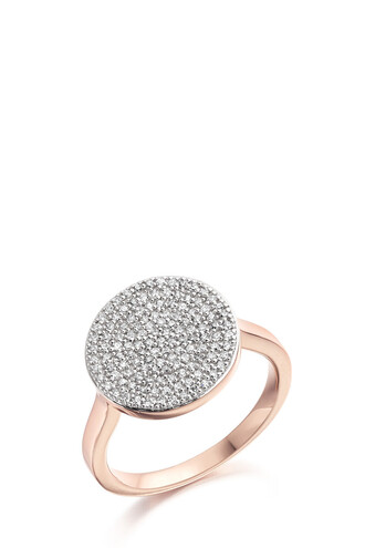 women ring gold jewels