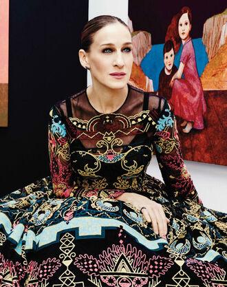 sarah jessica parker dress