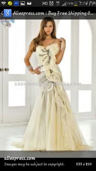 dress prom dress long prom dress pretty cute dress cute sexy white dress floral prom beautiful mermaid prom dress mermaid wedding dress one shoulder