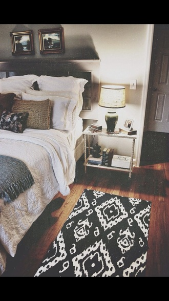 home accessory rug bedding bedroom hipster carpet