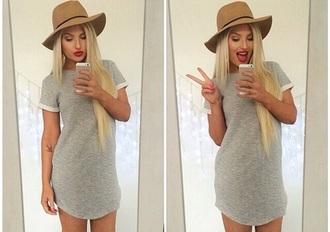 grey dress dress similar