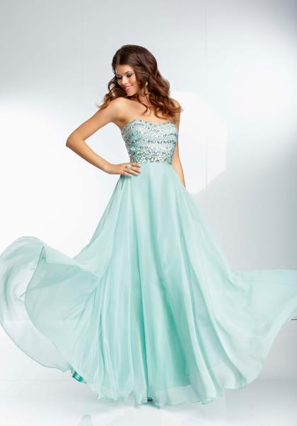 Mori Lee Prom Dress 2014 95005 at Peaches Boutique
