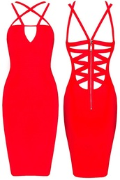dress,dream it wear it,red,red dress,bodycon,bodycon dress,cut-out,cut-out dress,straps,strappy,strappy dress,clothes,party,party dress,sexy party dresses,sexy,sexy dress,party outfits,summer dress,summer outfits,spring dress,spring outfits,fall dress,fall outfits,classy,classy dress,elegant,elegant dresss,elegant dress,cocktail,cocktail dress,girly,date outfit,birthday dress,holiday dress,holiday season,christmas dress,new year's eve,romantic,romantic dress,pool party,club dress,clubwear,dope,cute,cool,style,outfit,valentines day gift idea,valentines day