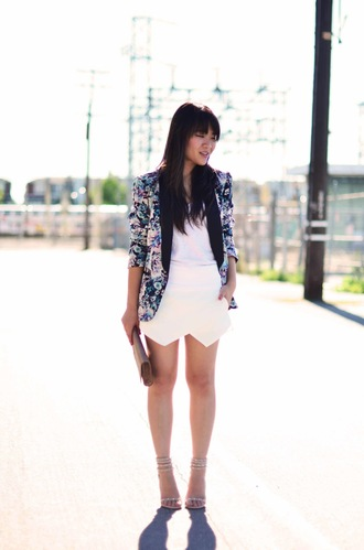 daily disguise shorts jacket bag tank top shoes