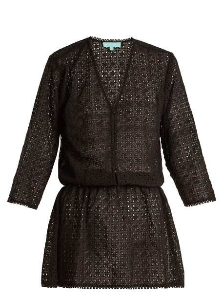 Melissa Odabash dress lace dress lace black