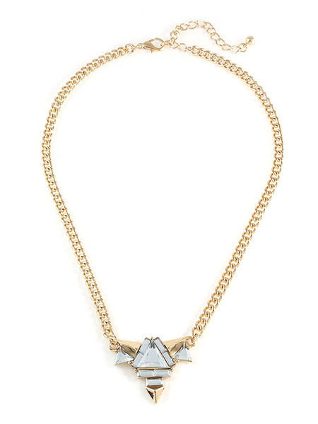 Modena Cluster Pendant Necklace | olive   piper