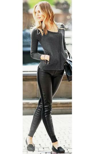 black leggings black pants faux leather leather pants front faux leather pants black front faux leather leggings front faux leather leggings leather leggings hot pants hot leggings