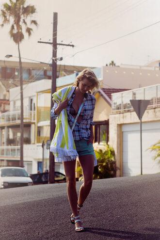 shirt shoes shorts bag jewels zanita