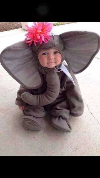 jumpsuit baby clothing elephant costume
