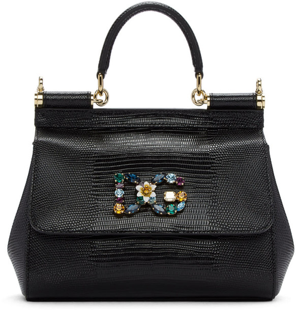 Dolce and Gabbana bag black