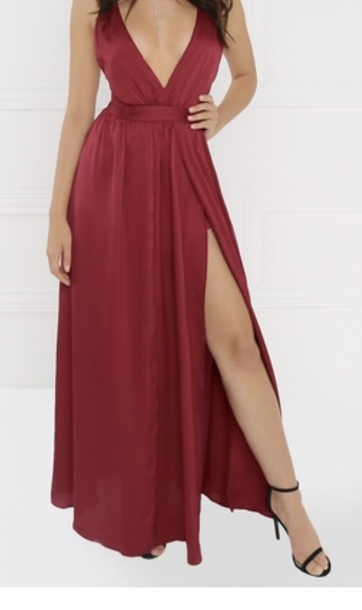 dress red red dress