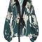 Cilician gates silk satin jacket | moda operandi