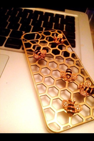 phone case bee bumble bee iphone 5 case iphone case iphone cases iphone 5s iphone5