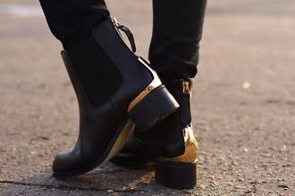 boots golden